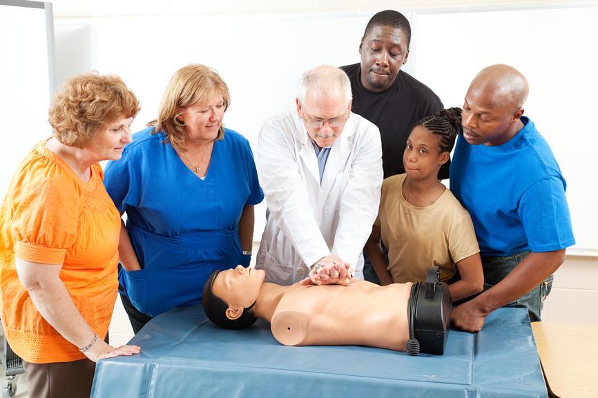 CPR Class Columbus Ohio