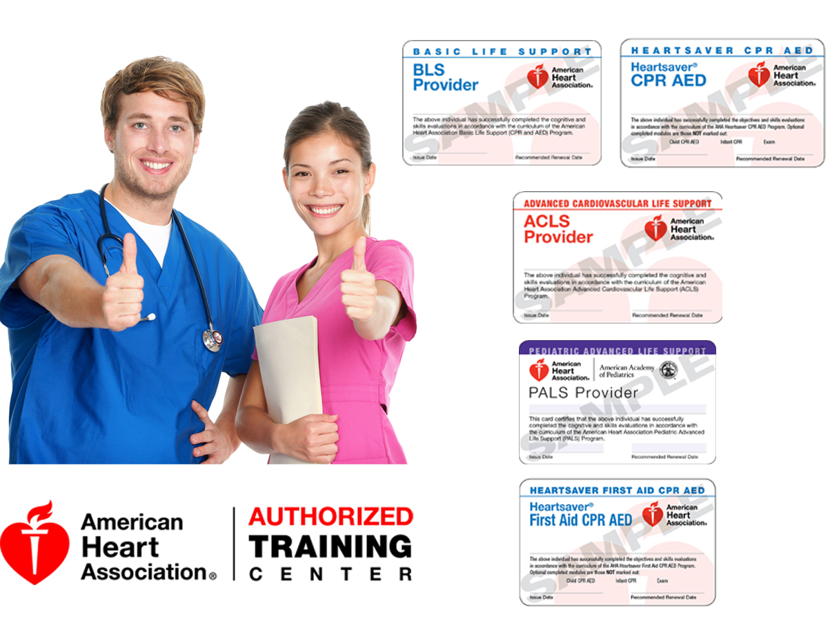 CPR Columbus AHA Cards